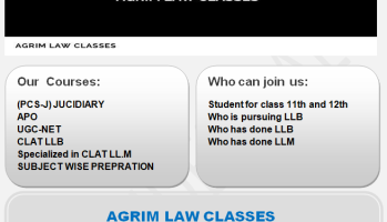 b102505dc513 AGRIM LAW CLASSES  Om Complex